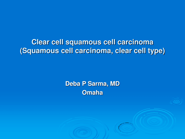 Clear cell squamous cell carcinoma (Squamous cell carcinoma, clear cell type)-01.png